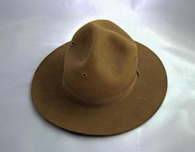 Cap US Army khaki garrison cap