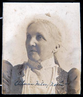 Photo of Katherine Wilcox Nash
