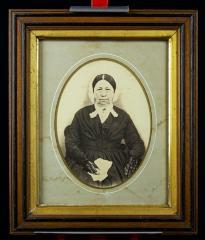 Photo - framed portrait of Elizabeth Northrop Scranton