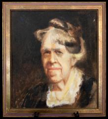 Portrait of Katharine Josephine Scranton Redfield