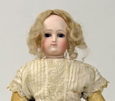 Blond French Doll