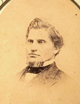 Photo of the Rev. James A. Gallup