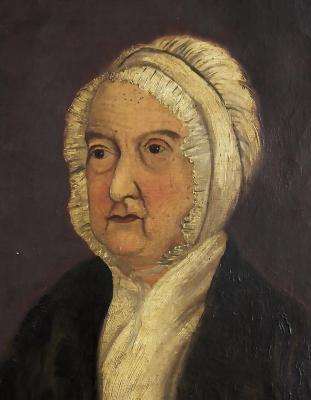 Portrait of Abigail Lee