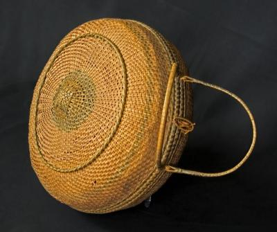 Lady's Bonnet Basket