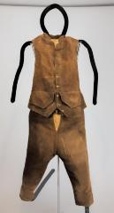 Corduroy Britches and Vest