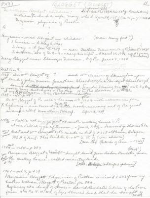 Blogget/Blodget research notes