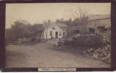 Kimball Homestead, Preston