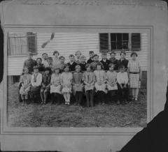 Photo of Academy 1926 class.