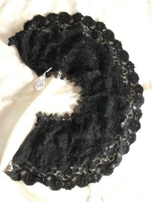 Ladies lace collar