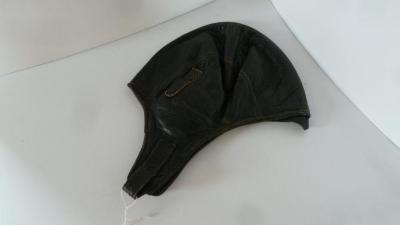 Leather Women's  Motorcycle Hat