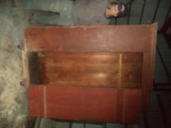Jelly cupboard, large, wooden