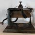 Iron ruffle machine