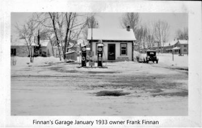 Photo of Finan's Garage Enfield