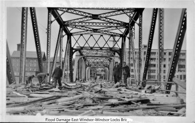 Pictures from the 1936 Flood