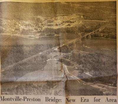Montville-Preston Bridge:  New Era for Area