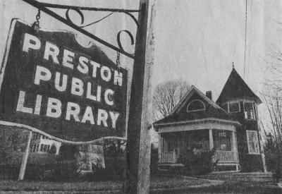 Preston Public Library Celebrating 7th Anniversary This Year