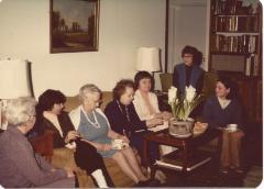 Preston Quilt - Group of participants