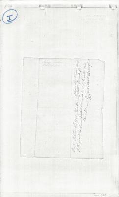 Photocopy of Isaac Stanton 5000 Bond