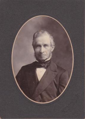 Rev. John Avery