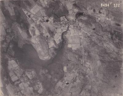 Aerial photo of North Stonington (1934)
