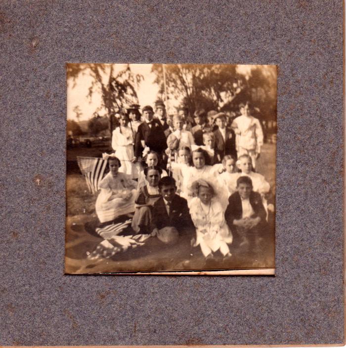 Long Society School group (undated)