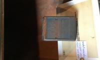 Cigarette- paper case