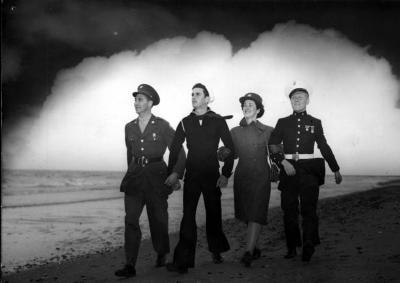 Fairfield World War II Recruitment