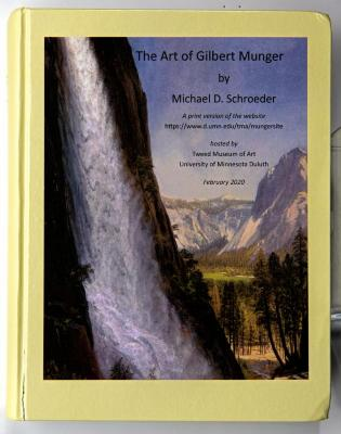 Book - The Art of Gilbert Munger