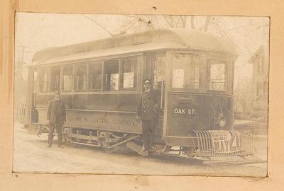 Bridgeport Trolley and Motormen