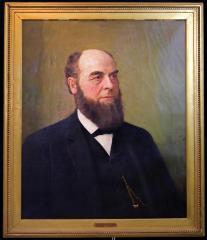 Portrait of Cornelius Scranton Bushnell