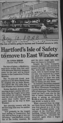 Hartford Isle of Safety