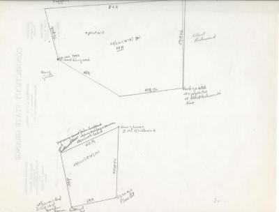 Safford land map 1878