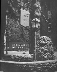 Wilbraham Journal, January 1969