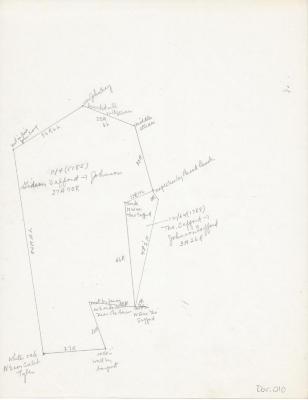 Three Safford land maps