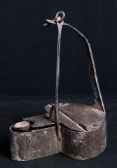 "Oil ""Betty"" Lamp"