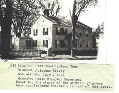 Madison houses photographed by H. Rossiter Snyder