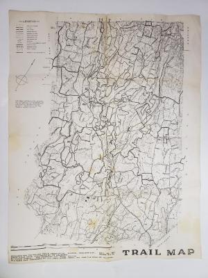 Wilton Trail Map
