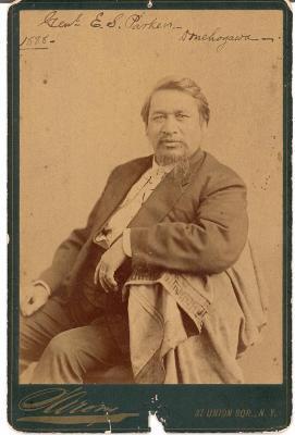 Gen. E.S. Parker