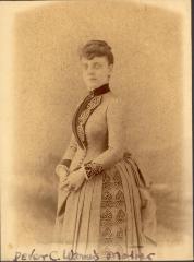 Maud Cady Warner