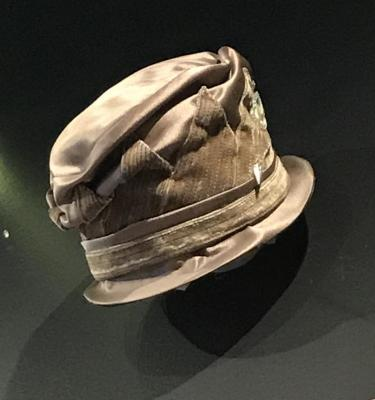 Woman's Hat with Hatpin