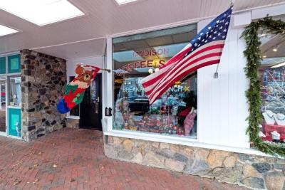 Photos inside The Madison Coffee Shop