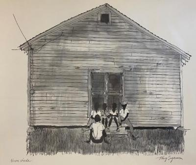 Mississippi 1964: Noon Shade