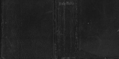 Book - Holy Bible