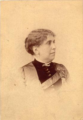 Lucetta Greenman Warner
