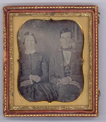 John and Almeda Whiting