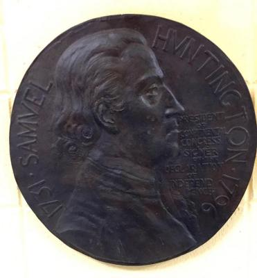 Founders of CT - Samuel Huntington