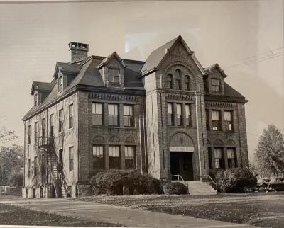 Old Staples on Riverside Avenue
