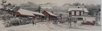 Saugatuck Railroad