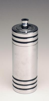 Shaker with Lid, 'Gaiety' Cocktail