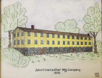 John F. Bronson Company, 1856